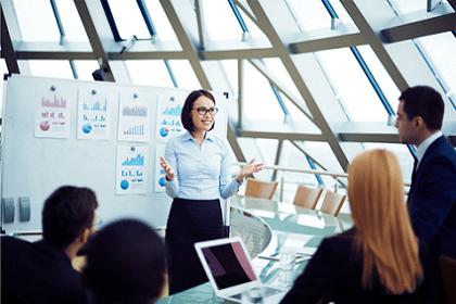 female entrepreneurs sales and marketing