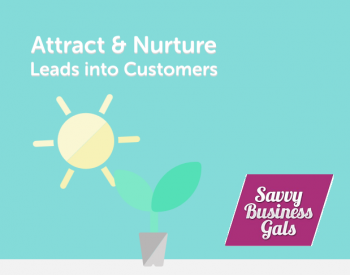 attracting more leads and sales