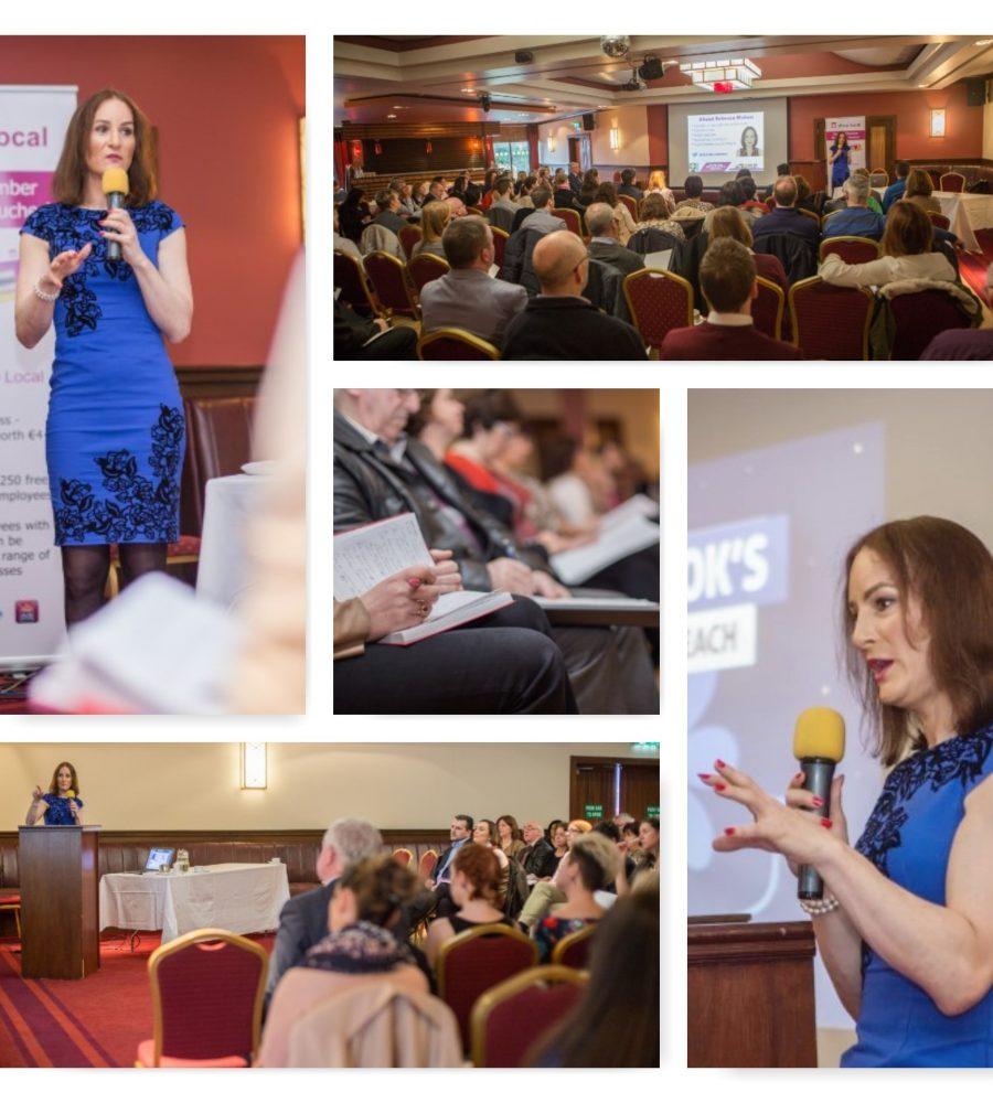 savvy business gals seminar